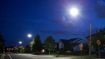 Petition against LED lights in Leitrim housing estate