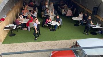 Indoor dining resumes in Leitrim today but many opt to only serve outdoors