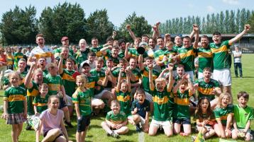 Delayed final was the end of the world for Gortletteragh's Niall Woods
