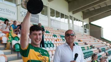 Captain Jack back with a bang for Gortletteragh after injury layoff