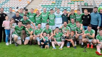 Mohill celebrate dramatic late victory over Allen Gaels as fans enjoy action - GALLERY