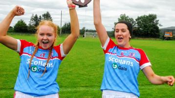Fans out in force as St Francis see off St Joseph's in Ladies Summer League Final - GALLERY