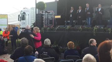 WATCH: The dancing begins at Ploughing 2017