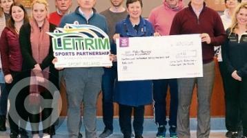 Leitrim Sports Partnership news