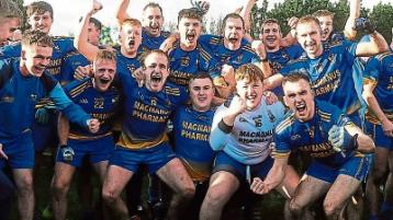 No margin for error in race for the Fenagh Cup