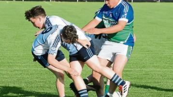 Brilliant Allen Gaels turn on the style to see off St Joseph's