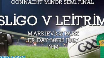 Performance, not final, on Minor minds says Leitrim manager ahead of Sligo clash