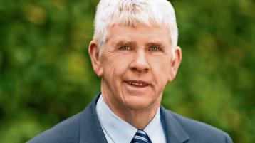 Cllr Paddy O'Rourke has been elected as Cathaoirleach of Leitrim County Council