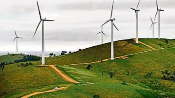 Windfarms cannot be legally banned in Leitrim