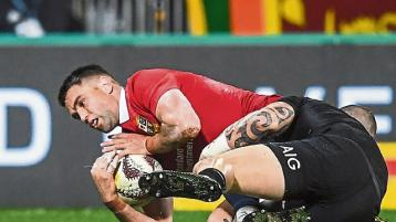 Green light for British and Irish Lions tour of South Africa in 2021
