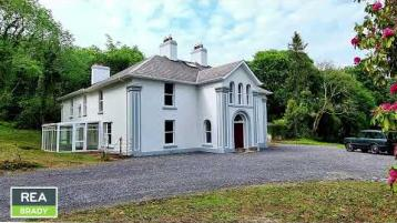 Must see video -  A regency lifestyle awaits you outside Carrick-on-Shannon with this stunning period property