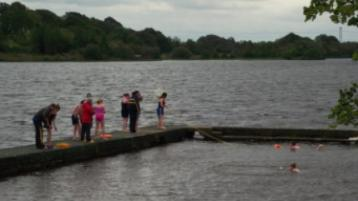 Warning issued to pet owners about the dangers of Blue-Green algal bloom at Leitrim lake