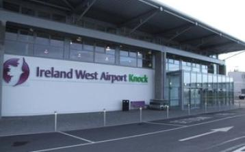 €1.3 million in funding for Knock Airport