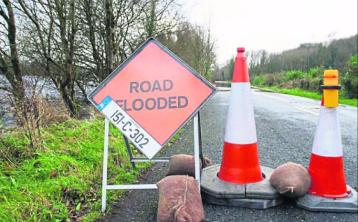 No projected OPW flood relief spending for Leitrim