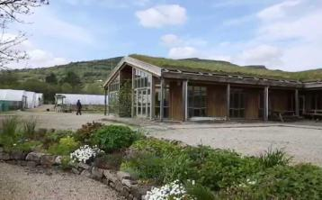 Back to business at The Organic Centre