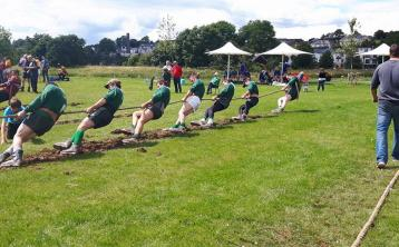 Gortletteragh Ballygar Tug of War team ready to compete at World Games in Poland