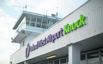 750,000 passengers used Ireland West Airport in 2017