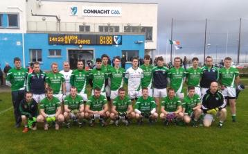 Aughnasheelin's Connacht Championship campaign brought to abrupt end by rampant St John's