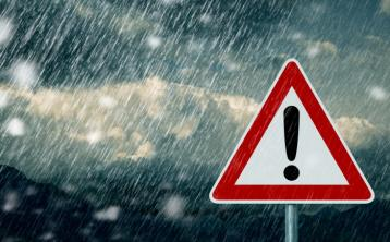 Status Yellow snow and ice warning issued for Leitrim