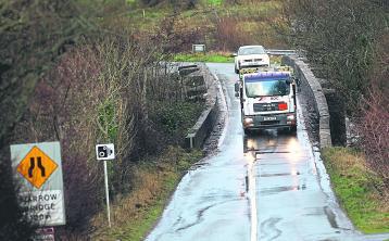 Leitrim councillor says installing lights on Lennox's Bridge is 'futile'