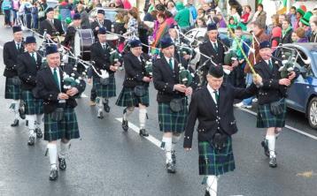 Celebrate St Patrick's Day in Drumshanbo on Sunday