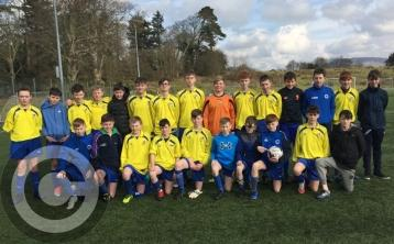 St. Clare's face local derby in Connacht Soccer Final next Tuesday