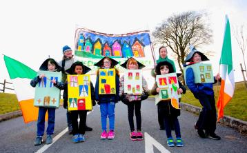 Big turn out once again for Manorhamilton Parade