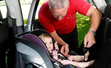 Incorrectly Fitted Child Car Seats Major Cause for Concern in Leitrim
