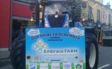 'Our Drive to Remember' in Leitrim to remember lives lost on farms