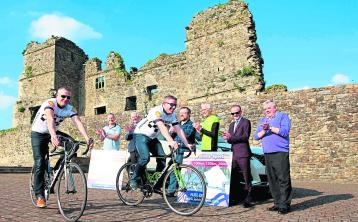 Putting the heart back into cycling in Ireland's hidden heartland