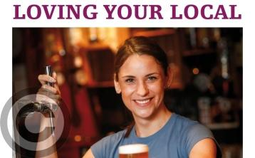 LOVING YOUR LOCAL - celebrate all that's great about our pubs