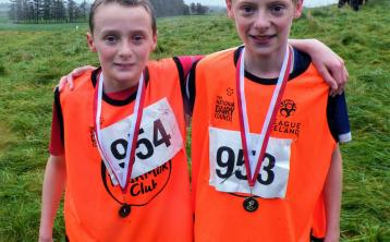 Declan Kennedy top of the class at Connacht Primary Schools Cross-country championships