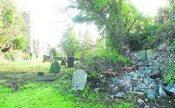 Call for urgent works to save medieval church in Annaduff