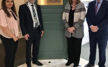 Leitrim County Council visits Tourism Ireland in New York