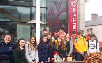 Elphin students travel to Dublin to see Romeo and Juliet