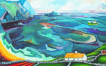 EXHIBITION: Spring has sprung at Ballinamore's Solas Gallery with new exhibition