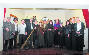 Eslin Drama Group takes on The Playboy of the Western World this month