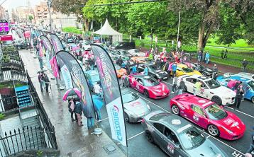 There will be a number of road closures in Sligo on Saturday for Cannonball 2019