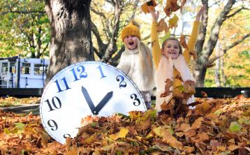 Top tips to look on the bright side and all you need to know as the clocks go back on October 27th