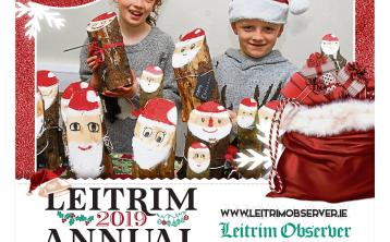 The Longford Christmas Annual is the ultimate Longford gift this Christmas
