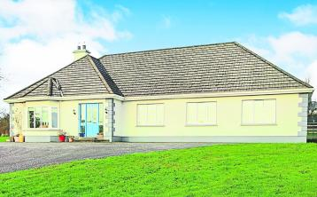 Spacious five bedroom home on the market in Leitrim