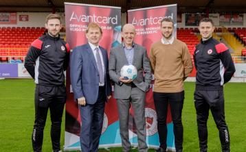 Watch | Leitrim based Avantcard announced as new main sponsor of Sligo Rovers