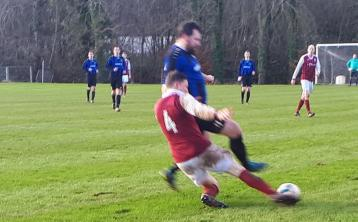 Manor Rangers advance after penalty drama against Renmore