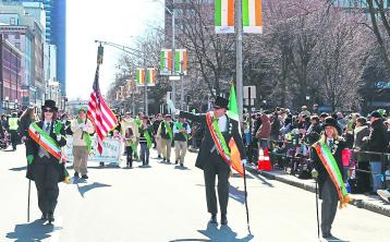 Mohill native's son to leadNew Haven St Patrick's Day parade