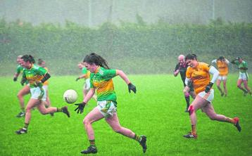 Leitrim Ladies face first real test in Louth