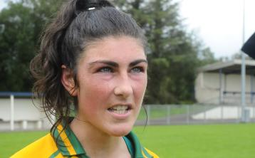 """""""Today was a big step for us"""" says Ballinamore's Laura after draw with St Joseph's"""