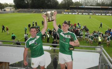 Experienced Mohill see off determined St Mary's challenge to claim eighth Connacht Gold Leitrim SFC crown