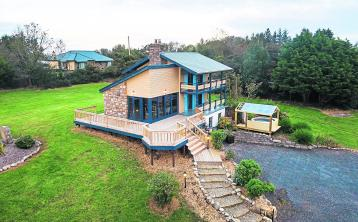 Gallery: 354 year old Bavarian Lodge travels from Germany to become Leitrim's oldest habitable house