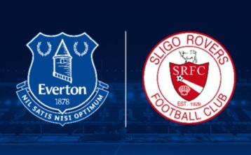 Sligo Rovers announce Everton partnership
