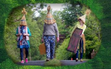 Roscommon Arts Centre gets set to celebrate St Patricks Day with 'Mummers Parade'